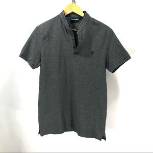The kooples sport polo grey size m